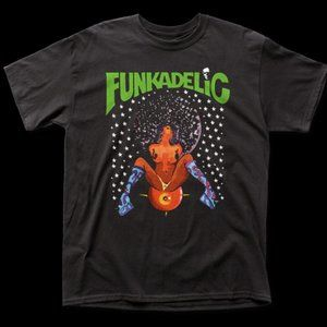 Funkadelic Shirts - Funkadelic – Free Your Mind Men's S/S Tee Shirt